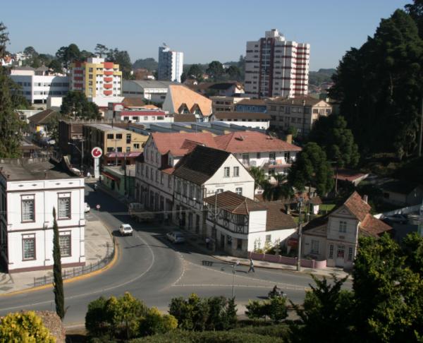 SÃO BENTO DO SUL